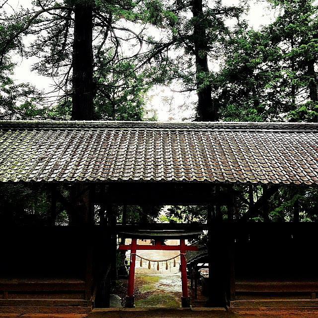 甘楽町の神社