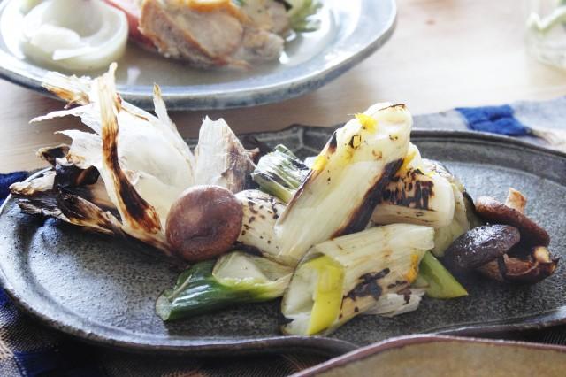 131208下仁田焼きと野菜スープ1